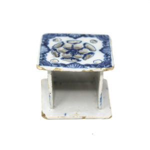 Dutch Delft Miniature Stove